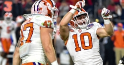 Clemson's Peach State starting linebacker duo ready to renew Georgia rivalry