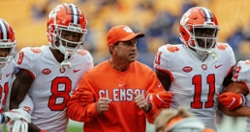 """Impassioned Swinney on radio: """"I can guarantee you this, Clemson ain't going anywhere"""""""