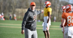 Swinney talks 'craziness' of first hearing Justyn Ross transfer rumor