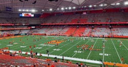 Live from Carrier Dome: Clemson vs. Syracuse