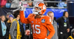 Former Clemson DB released by Falcons