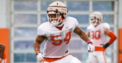 Trotter making himself at home in Clemson