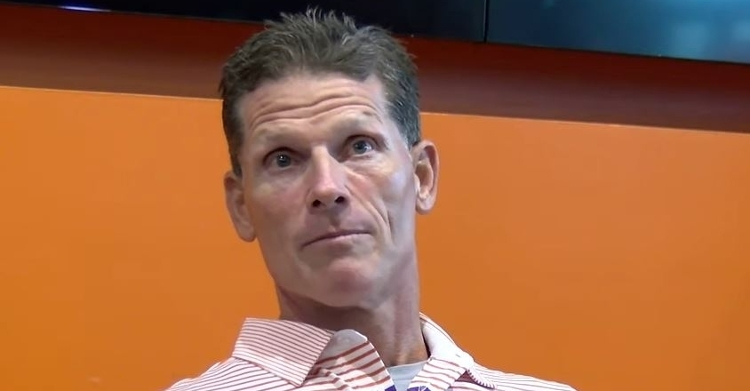 Brent Venables believes XT will have a big year in 2021