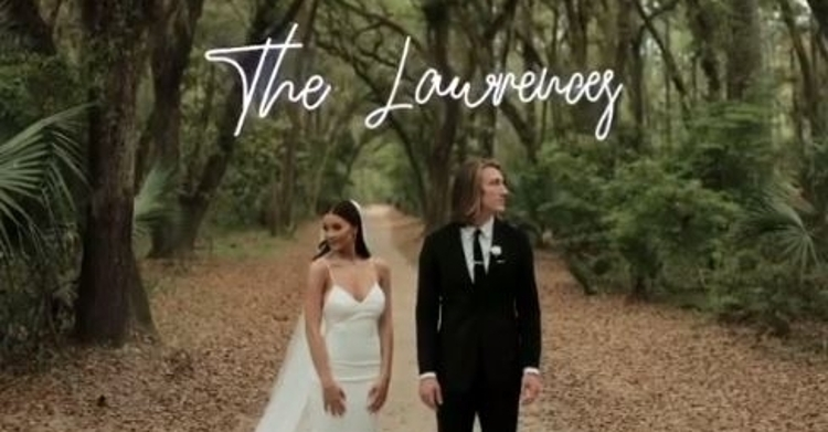 Congratulations to Trevor and Marissa!