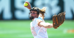 Valerie Cagle named national, ACC pitcher of week