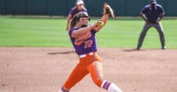 Cagle tosses no-hitter as Tigers top Winthrop in 5 innings