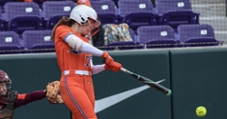 Cagle stars on mound, at the plate in Clemson opener win at Virginia