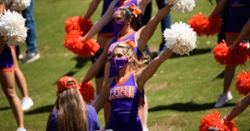 Clemson's cheer team wins National Championship