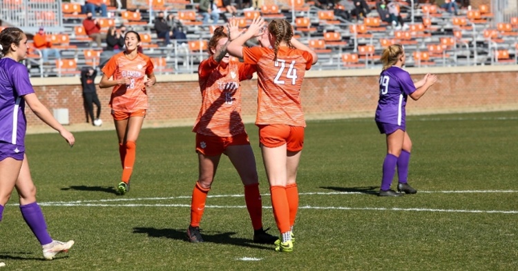 Clemson returns four All-ACC performers