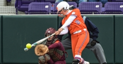 Tigers drop doubleheader to Virginia Tech