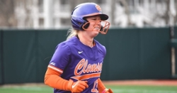 Clemson softball sweeps doubleheader over Phoenix