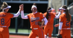 No. 11 Tigers seek to clinch ACC crown at Syracuse