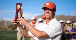 Clemson's Pettit wins NCAA individual national championship
