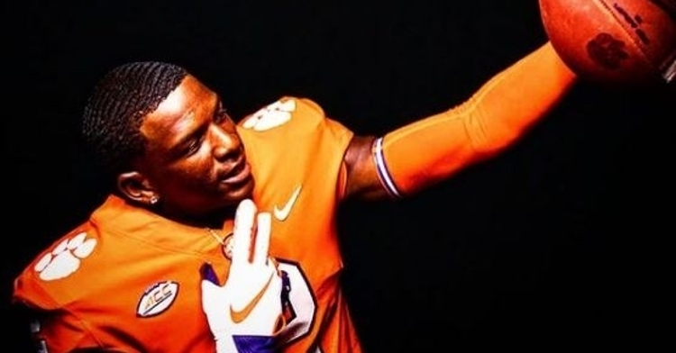 4-star safety Sherrod Covil commits to dream school Clemson to win championships