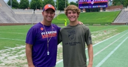 Clemson offers talented specialist
