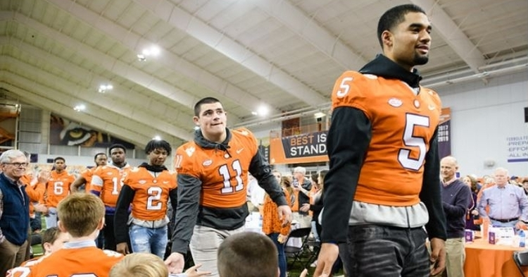 CJ Spiller, mid-year enrollees headline upcoming Fort Hill Recruiting Wrap Up